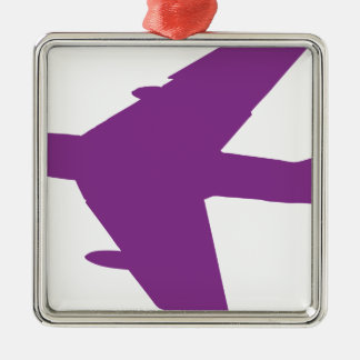 Hawker Hunter Christmas Ornament
