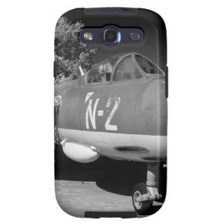 Hawker Hunter FGA 78 aircraft Galaxy SIII Case