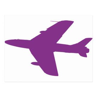 Hawker Hunter Postcard