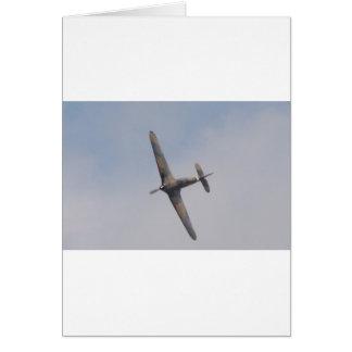 Hawker Hurricane Battle of Britain Card