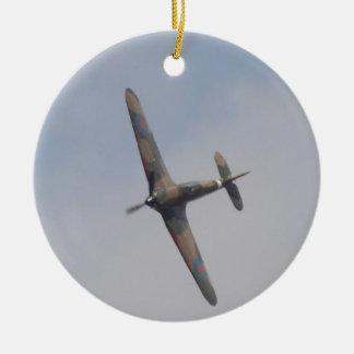 Hawker Hurricane Battle of Britain Ornament