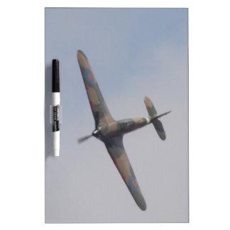 Hawker Hurricane Battle of Britain Dry-Erase Whiteboards