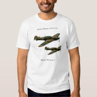Hawker Hurricane Battle of Britain Tshirt