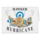 hawker hurricane cards