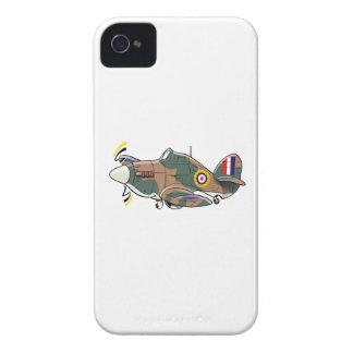 Hawker Hurricane Case-Mate iPhone 4 Cases