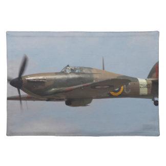 Hawker Hurricane Place Mats