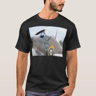 Hawker Hurricane Cockpit T-Shirt