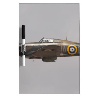 Hawker Hurricane Dry-Erase Whiteboards