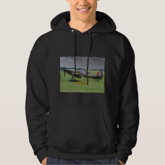 Hawker Hurricane hooded t-shirt