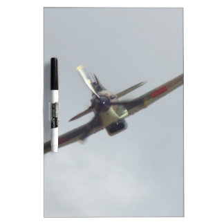 Hawker Hurricane `Last of the many' Dry-Erase Whiteboards