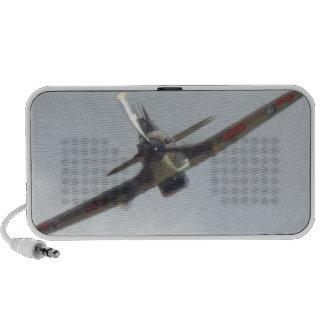 Hawker Hurricane `Last of the many Notebook Speaker