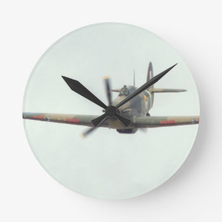 Hawker Hurricane `Last of the many' Wall Clocks