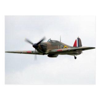 Hawker Hurricane Mk1 Postcard
