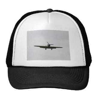 Hawker Hurricane On Approach Mesh Hats