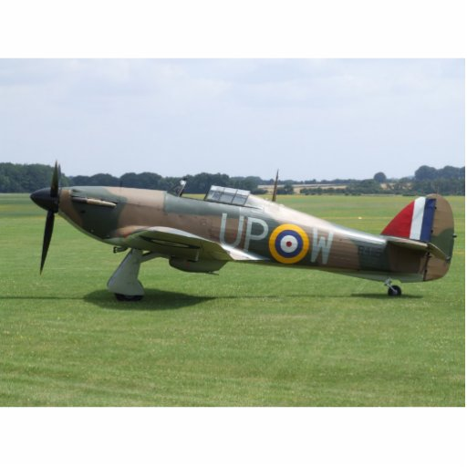 Hawker Hurricane Cut Outs