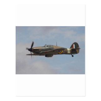 Hawker Hurricane Postcard