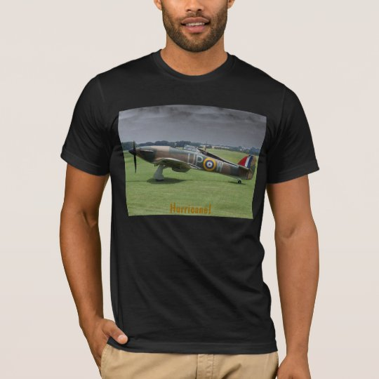 Hawker Hurricane t shirt