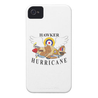 hawker hurricane tropical version iPhone 4 cover