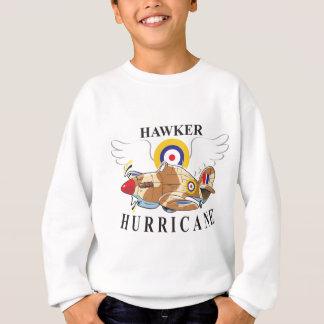 hawker hurricane tropical version sweatshirt