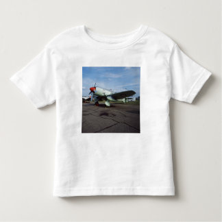 Hawker Sea Fury at CAF, Minnesota Wing, at the 2 Toddler T-Shirt