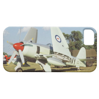 Hawker Sea Fury at CAF, Minnesota Wing, at the iPhone 5 Cover