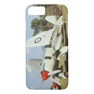 Hawker Sea Fury at CAF, Minnesota Wing, at the iPhone 8/7 Case