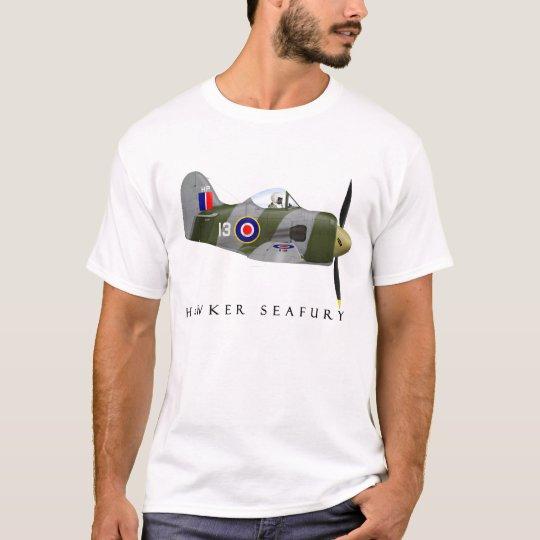 Hawker Seafury Race 13 Tee