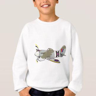hawker tempest caricature sweatshirt