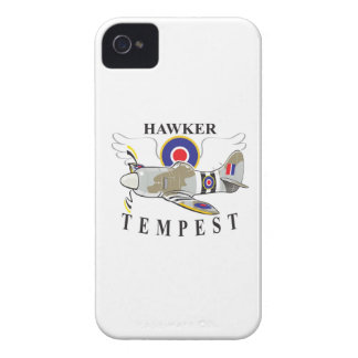 Hawker Tempest Case-Mate iPhone 4 Cases