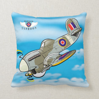 Hawker Typhoon Cushion