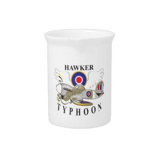 hawker typhoon pitcher