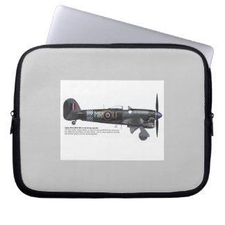 Hawker Typhoon U.K. Laptop Sleeves