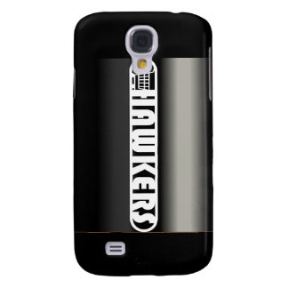 Hawkers Black I-Case Galaxy S4 Cases