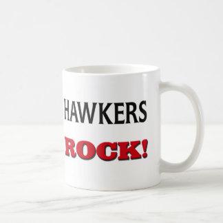 Hawkers Rock Basic White Mug
