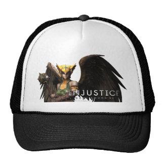 Hawkgirl Cap