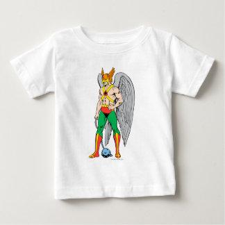 Hawkman Standing Pose Baby T-Shirt