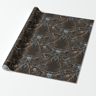 Hawkmoth Design Wrapping Paper