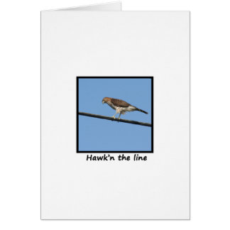 Hawk'n the Line Cards
