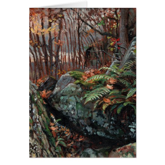 'Hawkridge Chipmunk' note card print