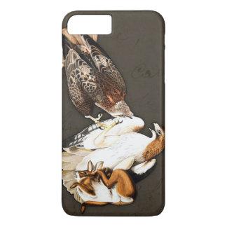 Hawks Hunt Vintage iPhone 7 Plus Case