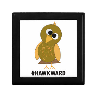 hawkward gift box