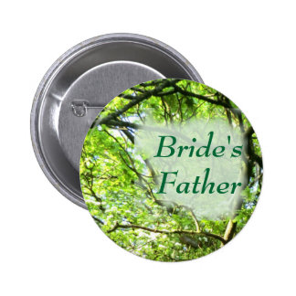 Hawthorn and Oak Handfasting Bride's Father Badge