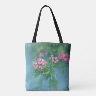 Hawthorn Blues Tote Bag