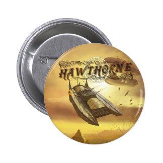 Hawthorne 2-1/4 inch round button