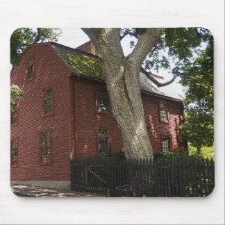 Hawthorne Birth House Salem mousepad