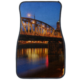 Hawthorne Bridge Car Mat