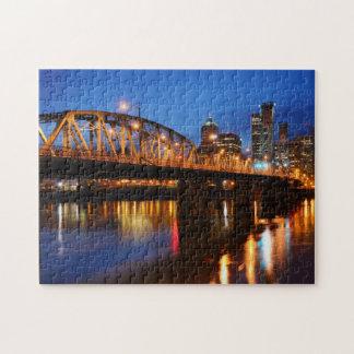 Hawthorne Bridge Jigsaw Puzzle
