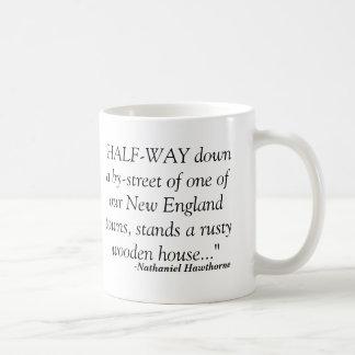 Hawthorne House of Seven Gables Mug