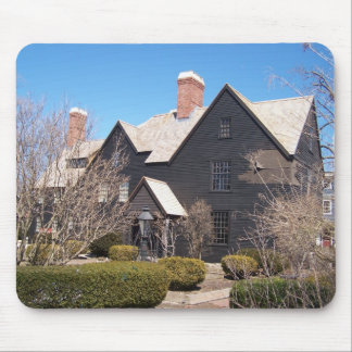 Hawthorne House of the Seven Gables Mousepad