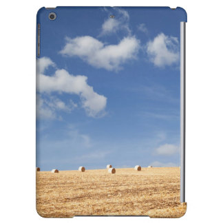 Hay Bales on Field Cover For iPad Air